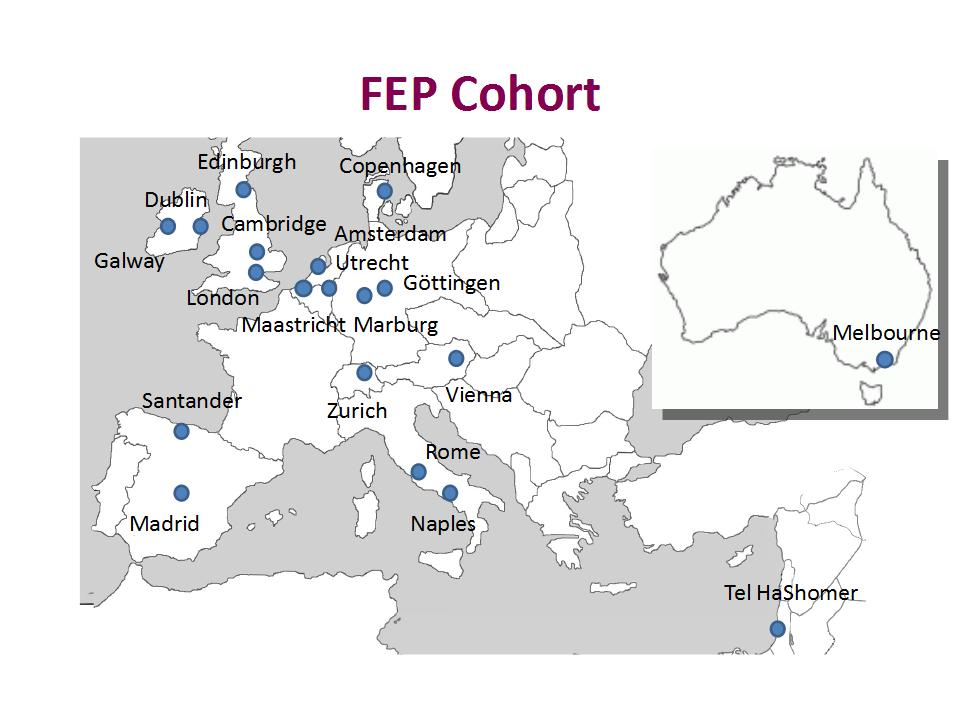 FEP Cohort MAP
