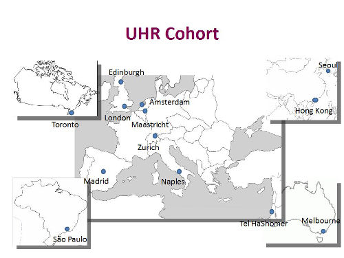 UHR Cohort MAP
